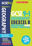 GCSE Grades 9-1: Geography Edexcel B Revision and Exam Practice Book x 10