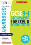 GCSE Grades 9-1: Geography Edexcel B Revision Guide x 10