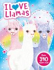 I Love Llamas Activity Book