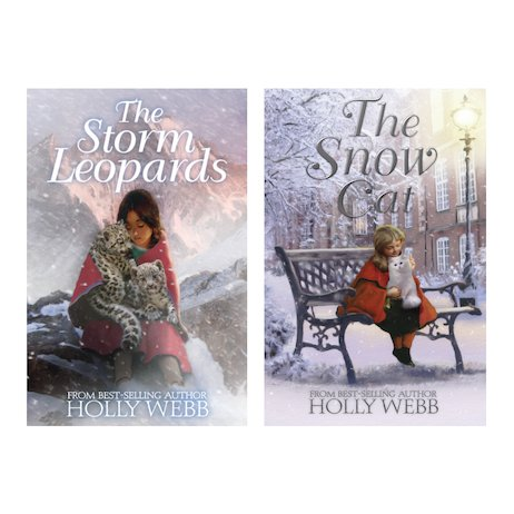 Holly Webb Winter Stories Pair