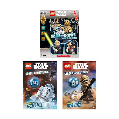LEGO® STAR WARS™ Pack x 3