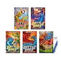 Battle Bugs Pack x 5 (Books 2-6)