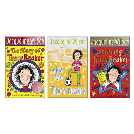 Tracy Beaker Pack x 3