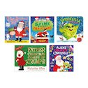 Funny Christmas Picture Books Pack x 5