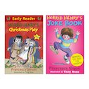 Horrid Henry's Christmas Play with FREE Joke Book