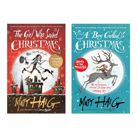 Matt Haig Pair