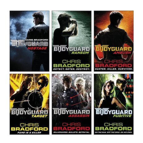Bodyguard Pack x 6