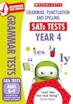Grammar, Punctuation and Spelling Test - Year 4