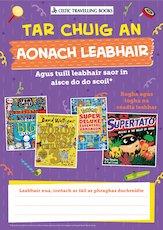 As Gaeilge - Celtic Travelling Books