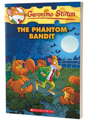 Geronimo Stilton and the Phantom Bandit
