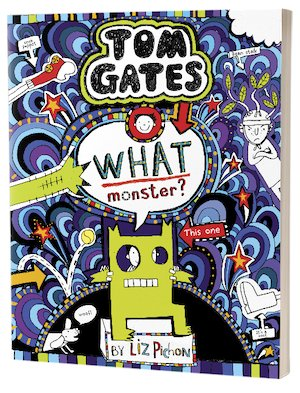 Tom Gates: What Monster
