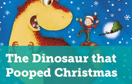 Mini Reviews - The Dinosaur That Pooped