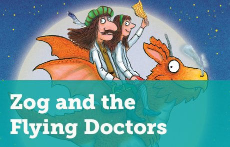 Mini Reviews - Zog and the Flying Doctors