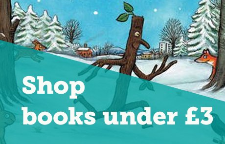 Shop books under £3