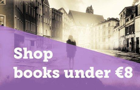 Shop books under €8