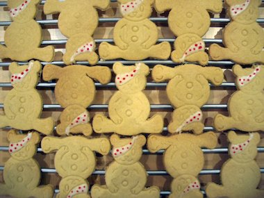 Children in Need biscuits