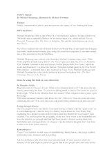 Poppy Field book talk notes