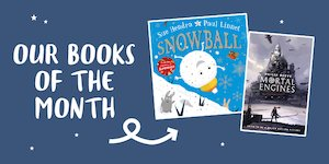 Our books of the month