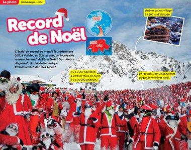 Record de Noël