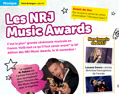 Les NRJ Music Awards