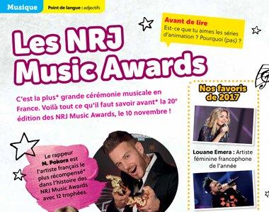 Les NRJ Music Awards