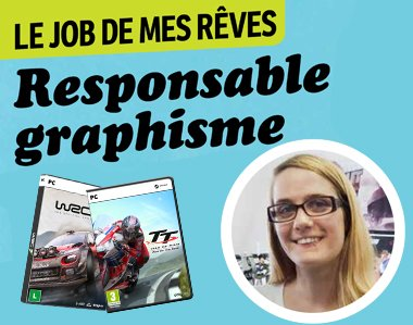 Le job de mes rêves