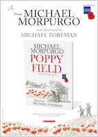 Poppy Field free downloadable poster