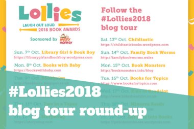 #Lollies2018 blog tour round-up
