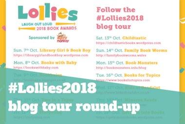 #Lollies2018 blog tour round-up