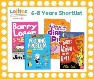 6-8 Years shortlist