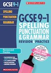 GCSE Grades 9-1: Spelling, Punctuation and Grammar Revision and Exam Practice Book All Boards x 10