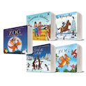 Julia Donaldson and Axel Scheffler Board Books Pack x 5