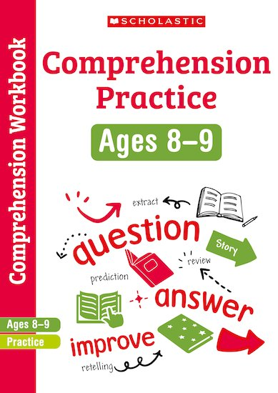 Scholastic English Skills: Comprehension Workbook (Year 4) x 6