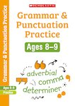 Scholastic English Skills: Grammar and Punctuation Workbook (Year 4) x 6