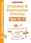 Scholastic English Skills: Grammar and Punctuation Workbook (Year 6) x 6