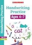 Scholastic English Skills: Handwriting Workbook (Reception-Year 2) x 6
