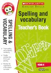 Spelling and Vocabulary Teacher's Book (Year 5)