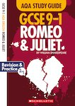 GCSE Grades 9-1 Study Guides: Romeo and Juliet AQA English Literature x 10