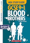 GCSE Grades 9-1 Study Guides: Blood Brothers AQA English Literature x 10