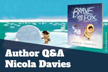 Author Q&A Nicola Davies