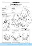 Potato latkes (1 page)