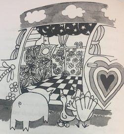 The Big, Far, Totally Bonkers Diary Of Pig p.14