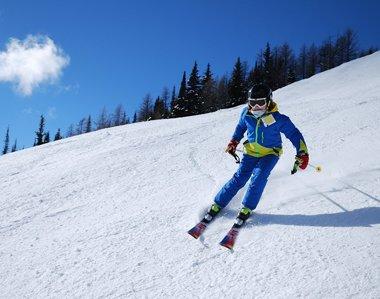 Start in den Wintersport