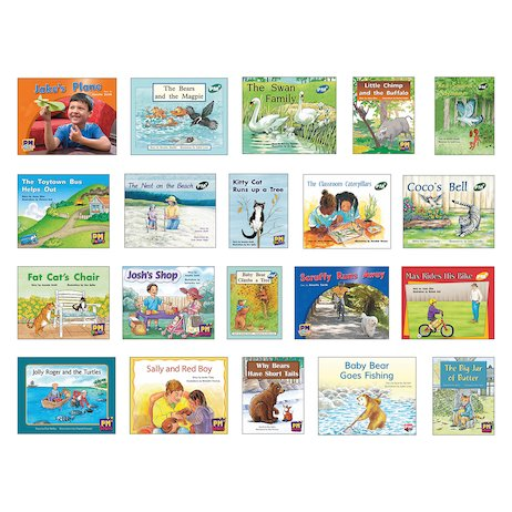 PM Oral Literacy Early: Levelled Texts Mixed Pack (20 books)