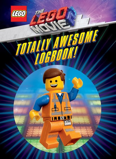 Totally Awesome Logbook! (The LEGO® Movie 2)