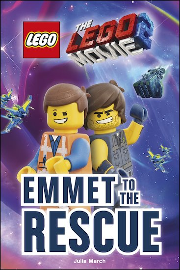 DK Reader Level 1: The LEGO® Movie 2™ - Emmet to the Rescue