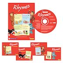 PM Rhymes Mixed Pack including Big Book (5 books, 1 CD-ROM)