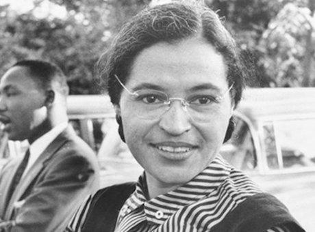 Rosa Parks 2019 calendar