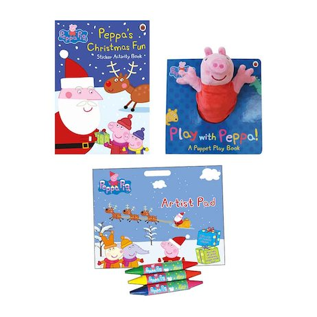 Peppa Pig Bundle x 3