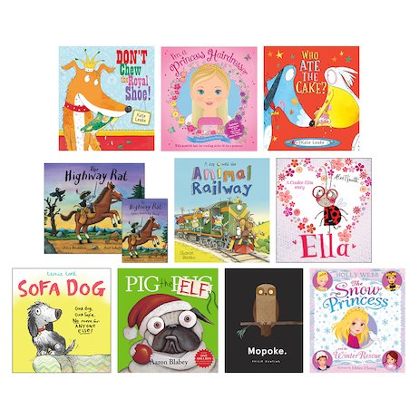 Favourite Picture Books Pack x 10